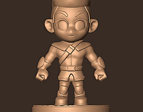 3D printable model Hawkeye chibi Avengers Endgame