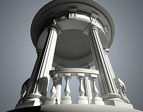 Rotunda 3D model realtime
