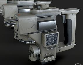 3D model Motion Tracker PBR Specular Mobile LOD Sci-Fi