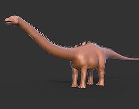Dicraeosaurus 3D print model