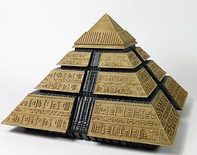 Stargate Ra Pyramid Model Kit