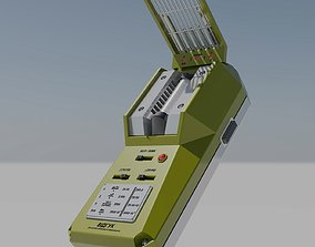 STALKER Echo Anomaly Artifact 3D printable model 2
