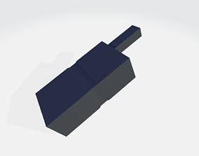 Walkie-Talkie 3D asset