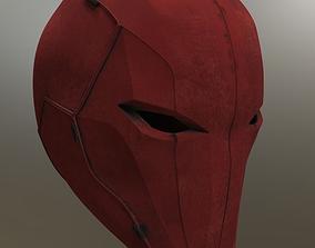 Red Hood Helmet Injustice 2 3D printable model