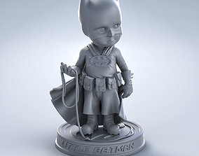 3D print model Little Batman