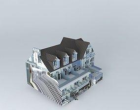 3D Un hotel