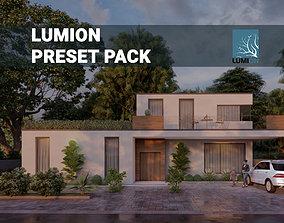 LUMION PRESET PACK 3D model