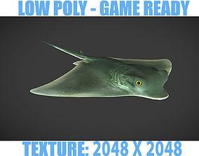 3D model Ray 01