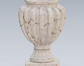 Garden urn planter33 3D