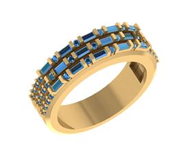 aysa ring 22 3D printable model