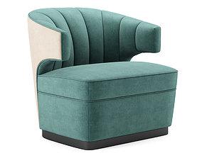 Gibbs Armchair The Sofa and Chair Company 3D model