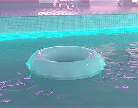 Swimming Pool Ring leisure 3D