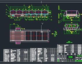 GDZ96X38 VIBRATION FEEDER COMPLETE 3D model
