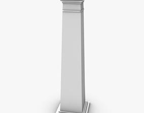 Basic Column 3D model