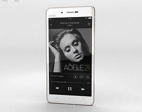3D Vivo X5Max White