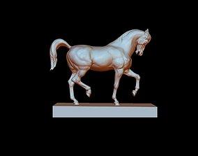 horse statue 3d bonaparte