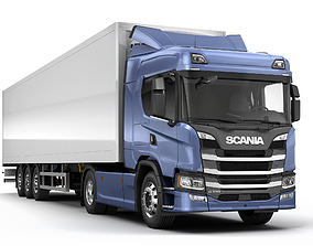 SCANIA G-Series Normal Roof 3D