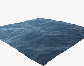3D animated Ocean