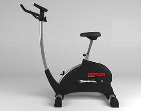 3D model Exercise bike sports