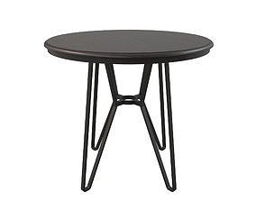 Round Table 3D interior