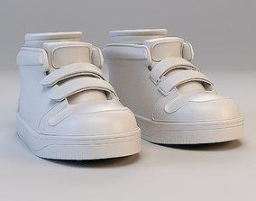 Cartoon Sport Shoes 3D