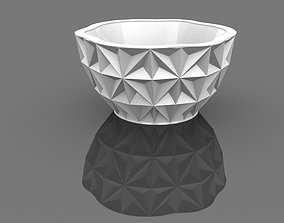 3dprintable Parametric Ceramic Bowl