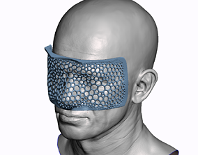 3D print model Impression tray for face
