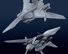 VF-2JA Icarus 3D model