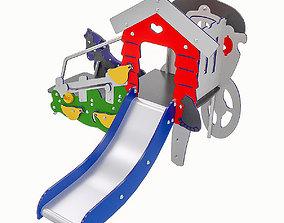 3D model Playground Equipment 140