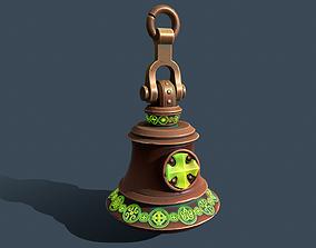3D asset big bell