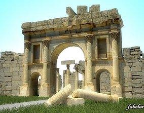 3D model Ruins 2