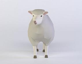 SHEEPS 3D MODEL VR / AR ready