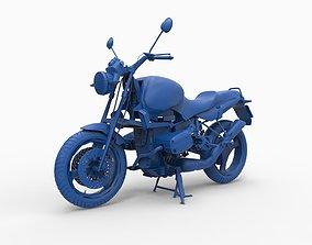 3D print model Motorcycle mod3