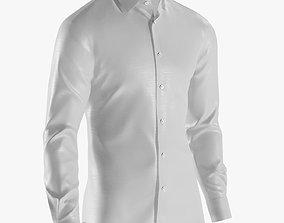 3D model Mens Shirt 4
