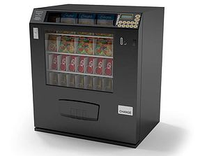 3D Snack Vending Machine commercial