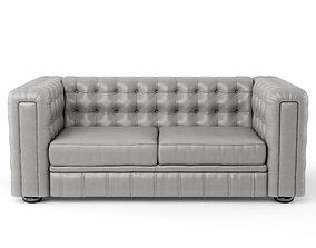 Sofa Chesterfield Westminster 3D model