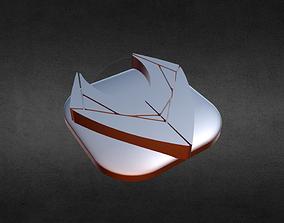 3D printable model AquaMan Flat Keycap