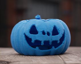 Amazing Pumpkin 002 3D printable model