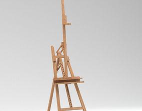 Easel 02 3D model