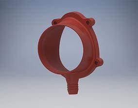 LEXMAUL Powercap c20xe 90 mm pipe 3D print model
