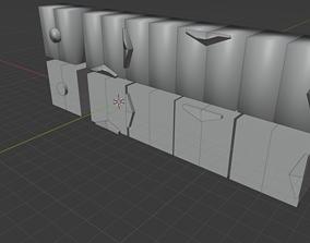 3D asset Cubes From Beat Saber made in 10 min