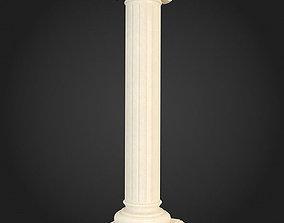 Column capital 3D