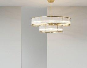 Marais Round Pendant Lamp 3D