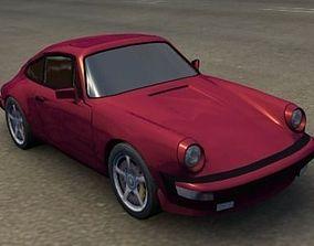 3D asset Porsche 911