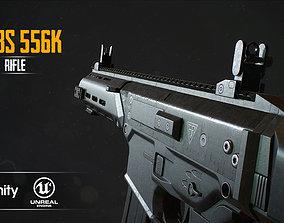 MSBS 556K 3D model
