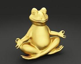 Frog 3D Model 2