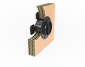 3D Twistlok Two Part Barrel Lock tool