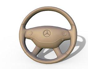 3D print model trinket Mercedes-Benz CL 65