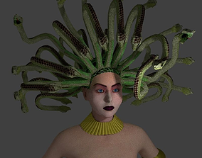 Medusa 3D model