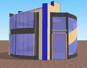 Adahome 3D model